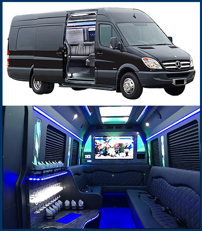Houston Prom Limo Service, Houston Prom Party Bus Rental